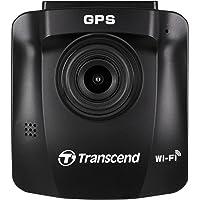 Transcend DrivePro 230 Car Video Recorder Dash Cam Full HD 1080p / 30FPS, 32GB Micro SD…