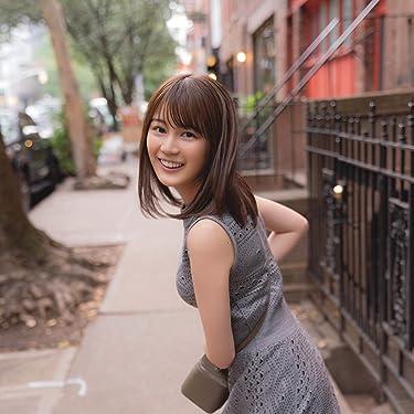 乃木坂46 iPad壁紙 or ランドスケープ用スマホ壁紙(1:1)-1 - 振り向いて笑顔 生田絵梨花