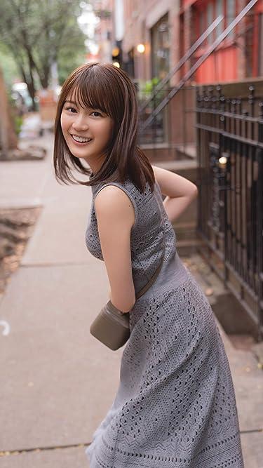 乃木坂46  iPhone/Androidスマホ壁紙(1080×1920)-1 - 振り向いて笑顔 生田絵梨花