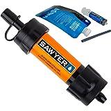 SAWYER PRODUCTS(ソーヤー プロダクト) ミニ 浄水器 SP103 オレンジ [並行輸入品]
