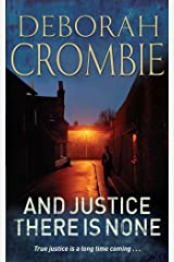 And Justice There is None: A Kincaid and James Mystery 8 Kindle Edition