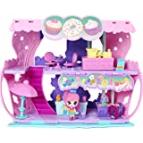 HATCHIMALS 6056543 CollEGGtibles, Cosmic Candy Shop 2-in-1 Playset with Exclusive Pixie and Hatchimal, for Kids Aged 5 and up