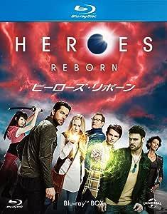 HEROES REBORN/ヒーローズ・リボーン ブルーレイBOX [Blu-ray]