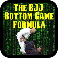 The BJJ Guard and Bottom Game Formula