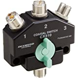 第一電波工業 ダイヤモンド CX310A 1回路3接点 同軸切換器 CX310A
