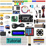 Freenove Ultimate Starter Kit for BBC Micro:bit (Not Contained), 305 Pages Detailed Tutorial, 224 Items, 44 Projects, Blocks