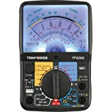 Tekpower TP8260L Analog Multimeter with Back Light, and Transistor Checking Dock