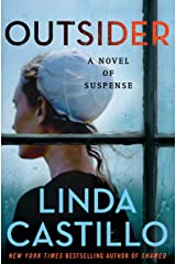 Outsider: A Novel of Suspense (Kate Burkholder Book 12) Kindle Edition