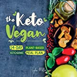 The Keto Vegan: 14-Day Plant-Based Ketogenic Meal Plan