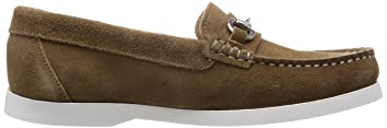 Suede Bit Loafer 11-32-0268-232: Brown
