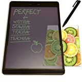 Boogie Board Blackboard Writing Tablet - LCD Drawing Pad and Electronic Digital Notepad - Reusable and Erasable Ewriter - Gre