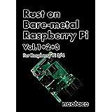 Rust on bare-metal Raspberry Pi Vol.1+2+3