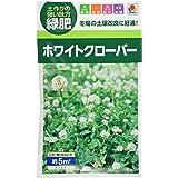 【緑肥】 タキイ種苗 しろクローバー ホワイトクローバー