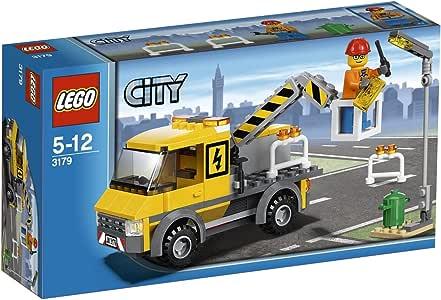 レゴ (LEGO) シティ 修理トラック 3179
