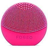 FOREO LUNA play plus: Portable Facial Cleansing Brush, Aquamarine