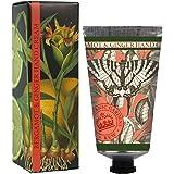 三和トレーディング English Soap Company イングリッシュソープカンパニー KEW GADEN Series キューガーデンシリーズ Luxury Hand Cream ラグジュアリーハンドクリーム Bergamot & Ginge