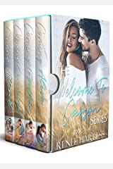 The Welcome to Carson Series: A Small Town Romance Boxset, Books 1 - 4 (Welcome to Carson Boxset) Kindle Edition