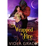 Wrapped in Fire (Shattered Stars Book 7)