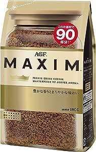 AGF マキシム 袋 180g 【 インスタントコーヒー 】【 詰め替え エコパック 】