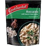 CONTINENTAL Gourmet Pasta (Side Dish) | Bacon & Parmesan Boscaiola, 96g