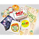 イケメン役者育成ゲーム「A3!」 MANKAIカンパニーミックス公演アルバム A3! MIX SEASONS LP[SPECIAL EDITION]