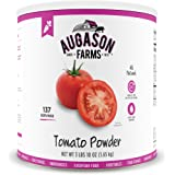 Augason Farms Tomato Powder Emergency Food Storage 3 lbs 10 oz #10 Can