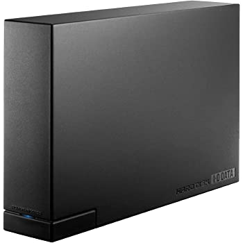 I-O DATA HDD 外付けハードディスク 4TB USB3.0/テレビ録画/パソコン/家電対応 日本製 HDC-LA4.0