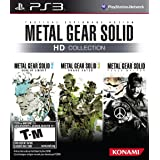 Metal Gear Solid HD Collection (輸入版:北米) - PS3