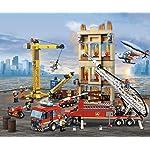 LEGO(レゴ) Android(960×800)待ち受け レゴ(LEGO) シティ レゴシティの消防隊 60216