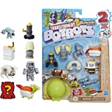Transformers Toys BotBots Series 5 Hibotchi Heats 8-Pack – Mystery 2-In-1 Collectible Figures! Kids Ages 5 and Up (Styles and