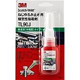 3M スコッチ・ウェルド ねじ緩み止め用 嫌気性接着剤 TL90J 10ml 中強度/超低粘度