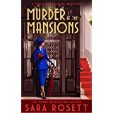Murder at the Mansions: A 1920s Historical Mystery (High Society Lady Detective Book 7)
