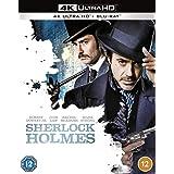 シャーロック・ホームズ [4K UHD+Blu-ray ※4K UHDのみ日本語有り](輸入版)