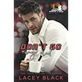 Don't Go Away Mad (Burgers and Brew Crüe Book 2)