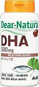 ディアナチュラ DHA with イチョウ葉 120粒 (30日分)