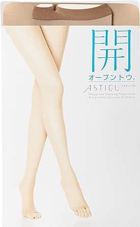 [アツギ] ストッキング ASTIGU レディース NEWコスモブラウン 日本 L~LL (日本サイズ2L相当)