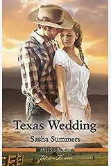 Texas Wedding (The Boones of Texas) Kindle Edition