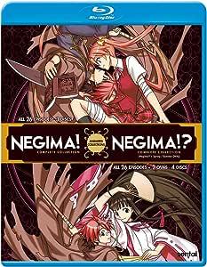 Negima + Negima [Blu-ray]