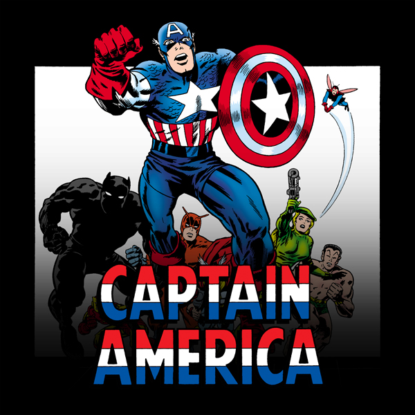 Captain America (1968-1996) (Collections) (24 Book Series)
