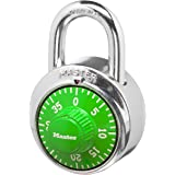 Master Lock Dial Combination Padlock, 1505D