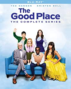 The Good Place: The Complete Series [Blu-ray]