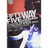 FIFTY FIVE WAY in BUDOKAN [DVD]