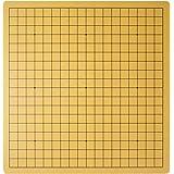 [スプレンノ] 囲碁 碁盤 薄型 19路 13路 リバーシブル 両面使える