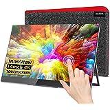 モバイルモニター モバイルディスプレイ InnoView 4K タッチ機能 IPS液晶パネル 光沢液晶 USBType-C miniHDMI MACUSB入力 HDRモード FreeSync対応 ブルーライト機能 (14)
