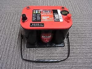 OPTIMA BATTERIES [ オプティマバッテリー ] 国産車バッテリー [ レッドトップ ]Reversed Red Top 3.7L 8035-255