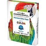 Hammermill Paper, Premium Color Copy Paper 8.5 x 11 Paper, Letter Size, 32lb Paper, 100 Bright, 1 Ream / 500 Sheets (102630R)
