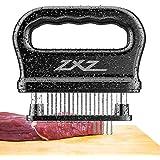 Meat Tenderizer, 48 Stainless Steel Sharp Needle Blade, Heavy Duty Cooking Tool for Tenderizing Beef, Turkey, Chicken, Steak,