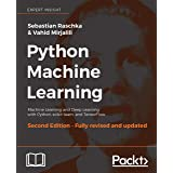 Python Machine Learning - Second Edition: Machine Learning and Deep Learning with Python, scikit-learn, and TensorFlow (Engli