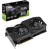 ASUS Dual NVIDIA GeForce RTX 3070 OC Edition Gaming Graphics Card (PCIe 4.0, 8GB GDDR6 Memory, HDMI 2.1, DisplayPort 1.4a, Ax