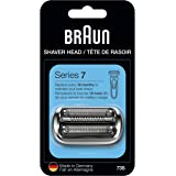 Braun Series 7 New Generation Electric Shaver Replacement Head - 73S - Compatible with Electric Razors 7020s, 7025s, 7085cc,